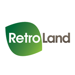 RETRO LAND Property logo